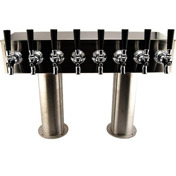 glycol tower - stainless steel h tower