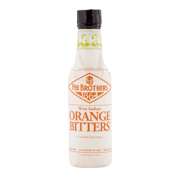 Fee Brothers West Indian Orange Cocktail Bitters - 5oz