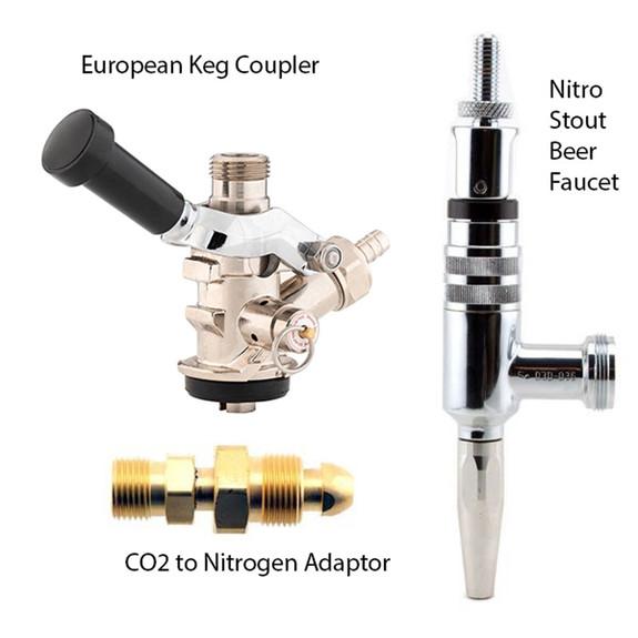 Partial Murphy's Conversion Kit - European Sankey S System Coupler