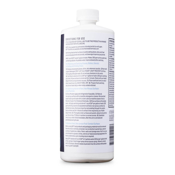 BTF QA Concentrated Solution