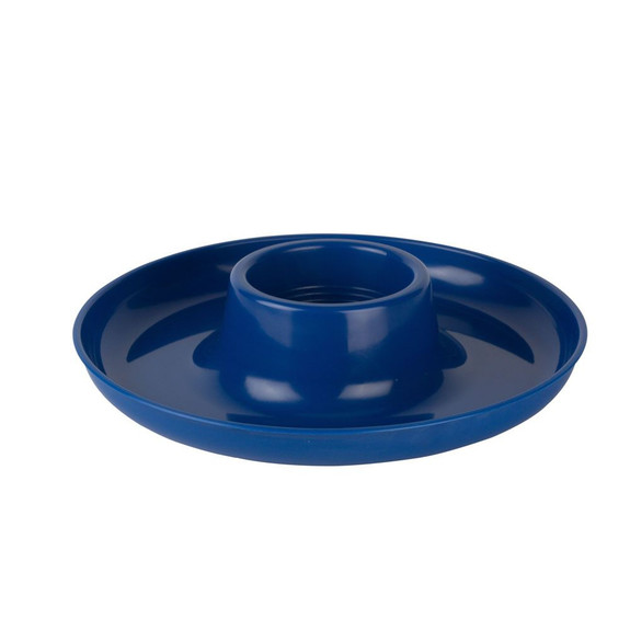 The Great Plate Reusable Food & Beverage Holder - Blue