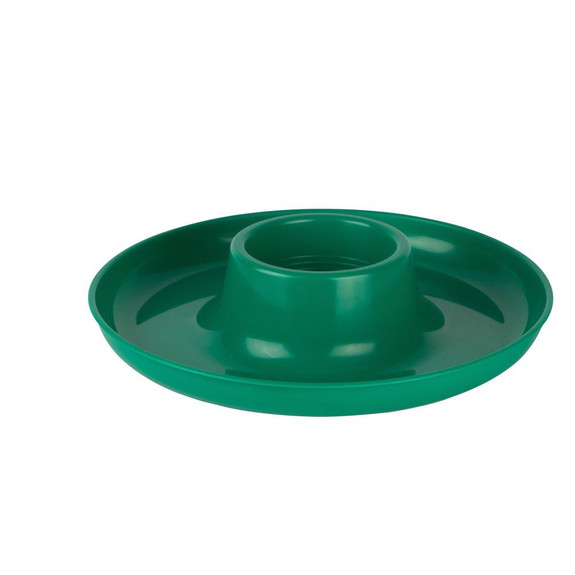The Great Plate Reusable Food & Beverage Holder -  Green