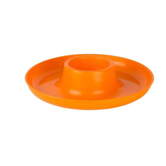 The Great Plate Reusable Food & Beverage Holder - Orange