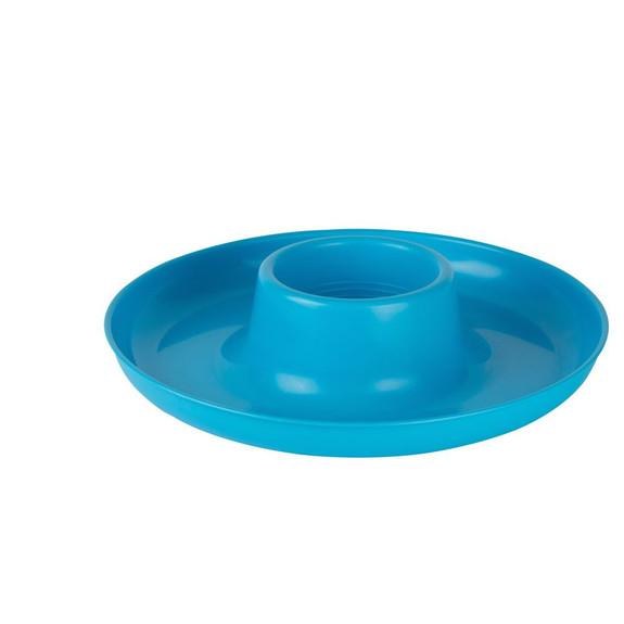 The Great Plate Reusable Food & Beverage Holder - Teal
