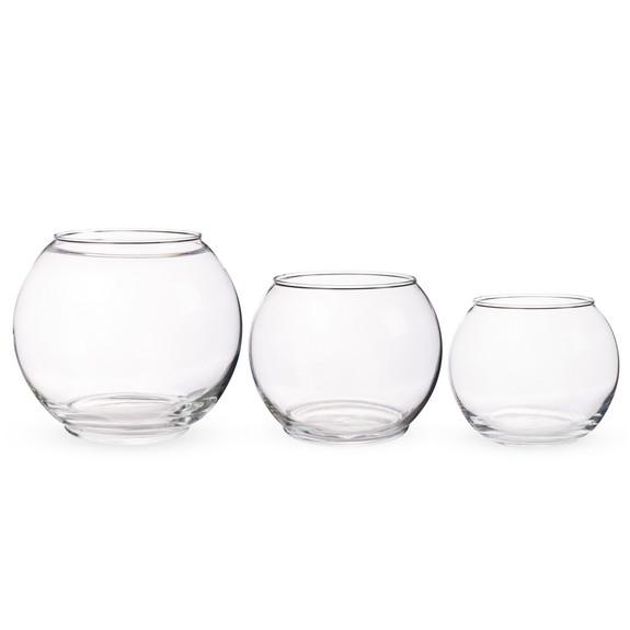 Libbey Bubble Bowl Cocktail Glass
