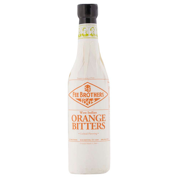 Fee Brothers Bar Cocktail Bitters - West Indian Orange Bitters