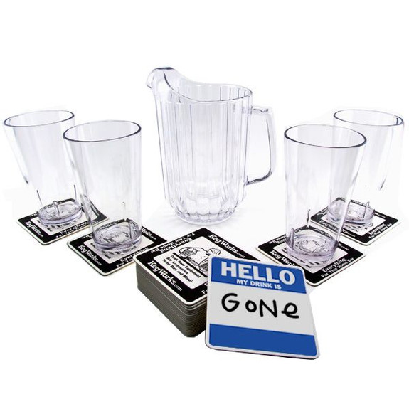 Pitcher and Pint Gift Set
