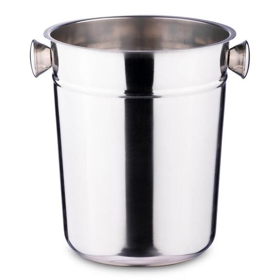 Wine Bucket - 8 Qt - Stainless Steel