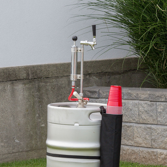 Deluxe US Sankey Beer Keg Pump