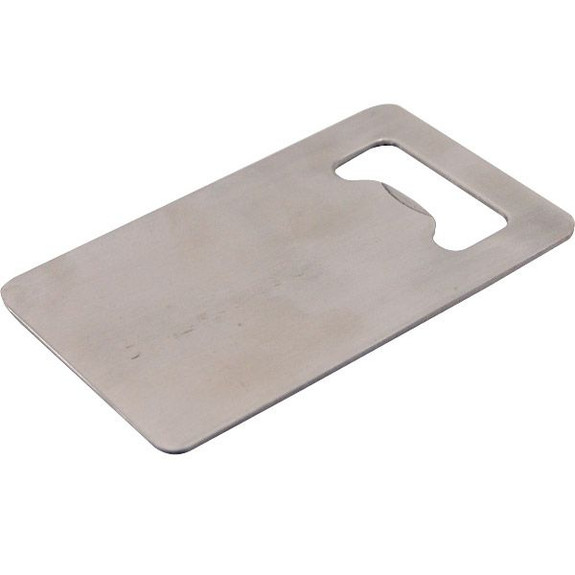 Stainless Steel Credit Card Bottle Opener