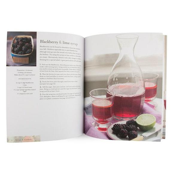 Making Wines, Liqueurs & Cordials Book, Open