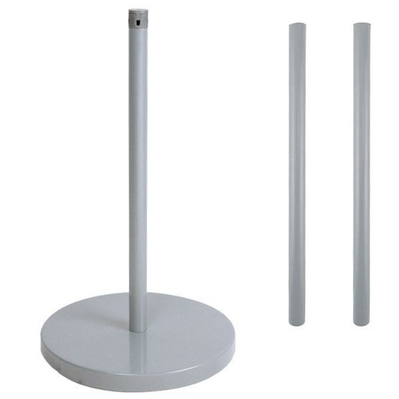 LineLogic Museum Post Stanchion with adapters