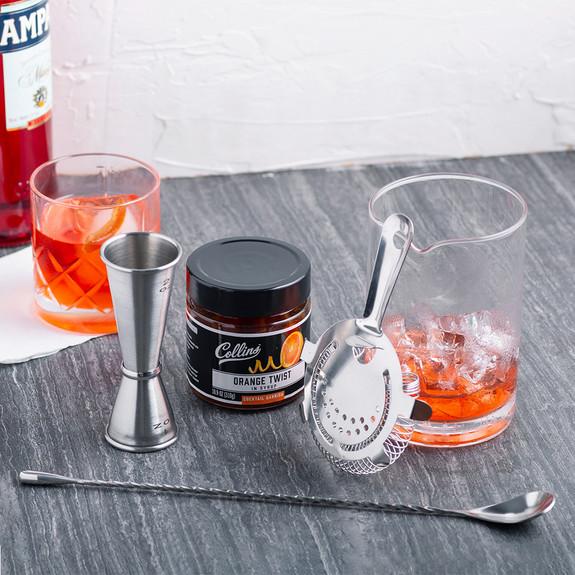 Negroni Cocktail Starter Kit - Lifestyle