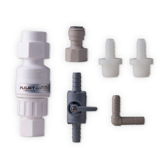 Glass Rinser Installation Kit