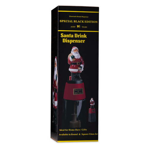 Santa Claus Whizzer Liquor Dispenser