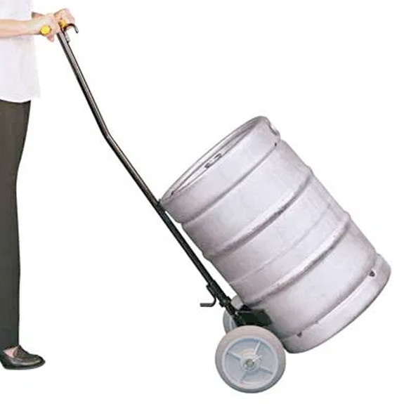 The Keg Barrel Cart