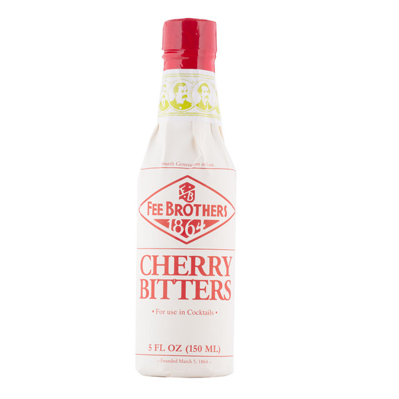 Fee Brothers Bar Cocktail Bitters - Cherry Bitters