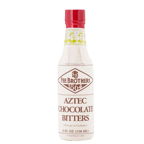 Fee Brothers Bar Cocktail Bitters - Aztec Chocolate Bitters