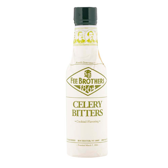 Fee Brothers Bar Cocktail Bitters - Celery Bitters