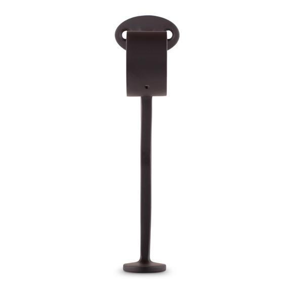 "Combination Foot Rail Bracket - Oil Rubbed Bronze - 1.5"" OD"