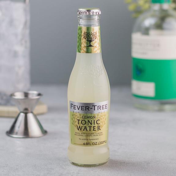 Fever Tree Lemon Tonic Water - 6.8 oz