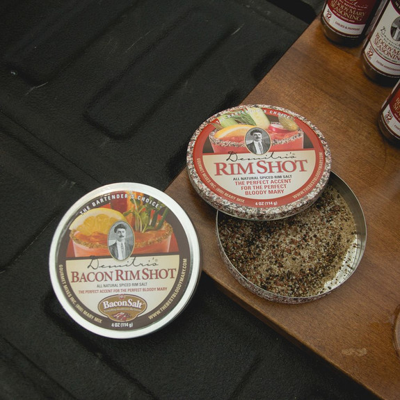 Demitri's Bloody Mary Seasoning Mix Deluxe Gift Set
