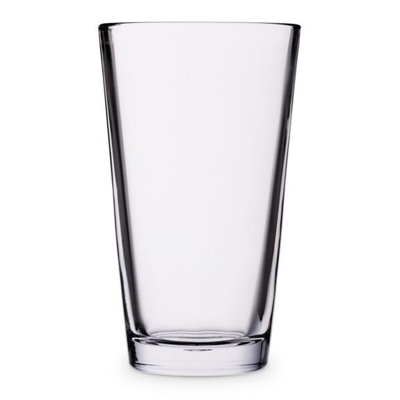 Anchor Hocking Shaker Pint Mixing Glass - Rim Tempered - 16 oz