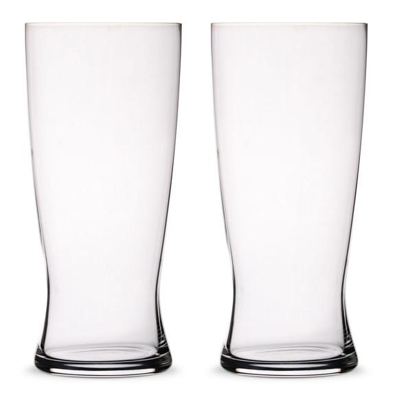 Spiegelau Beer Classics Lager Glasses - Set of 2 - 17 oz