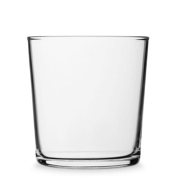 Bormioli Rocco Bodega Tempered Glass Medium Tumbler - 12.5 oz