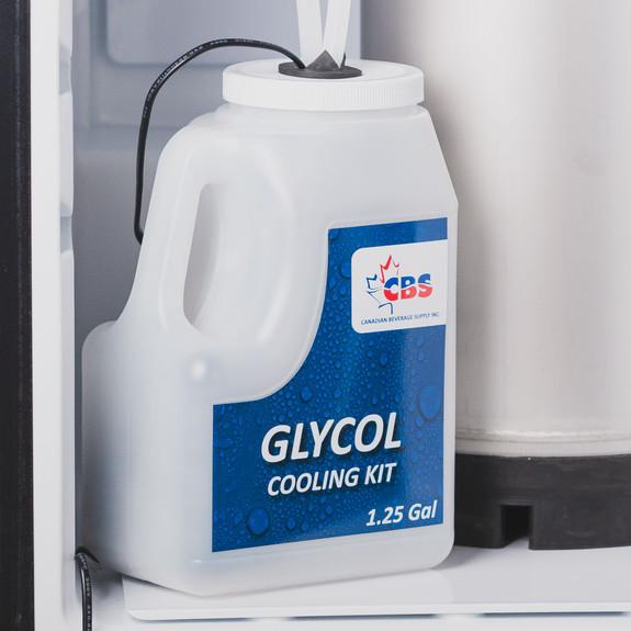 Glycol Pump Kit For Kegerators & Short Draw Draft Systems
