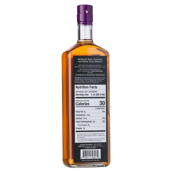 Sexy AF Spiced Yum Alcohol Free Rum Spirits - 750ml