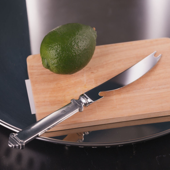 MATCH Handmade Italian Pewter Bar Knife