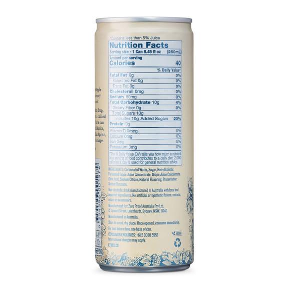 Lyre's Classico Non-Alcoholic Sparkling Wine Alternative - 8.45 oz Can - 4 Pack