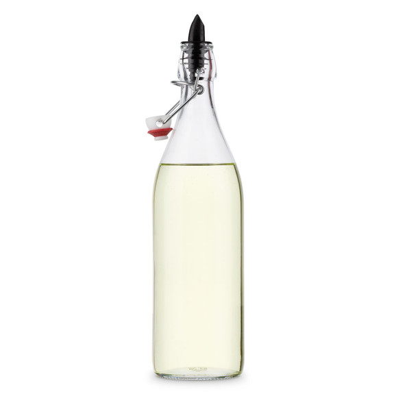 Cocktail Bottle Kit - 5 Pieces - For DIY Batch Bar Syrups & Mixers