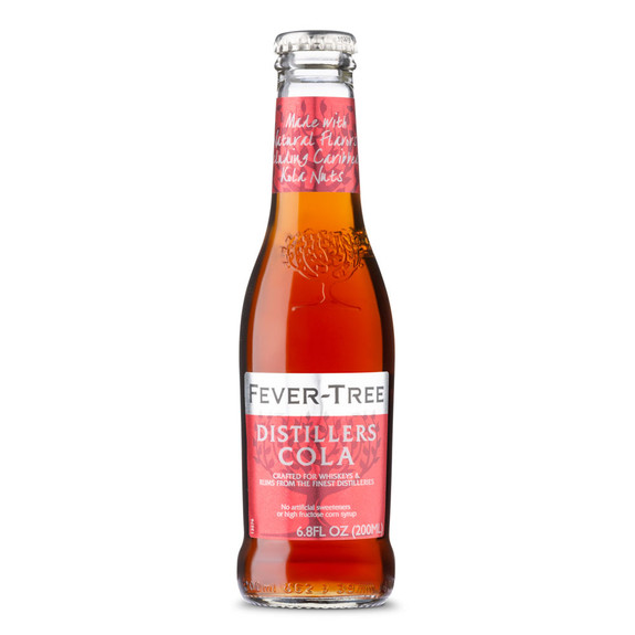 Fever Tree Distillers Cola - 6.8 oz