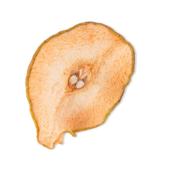 Blue Henry Dehydrated Pear Cocktail Garnish - Dried Pear Slices - 3 oz Pouch