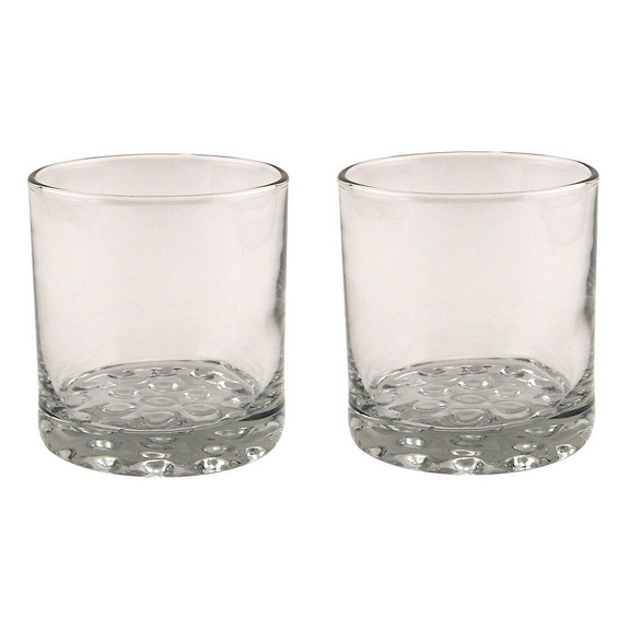 Sazerac Cocktail Gift Set -  2 Rocks Glasses