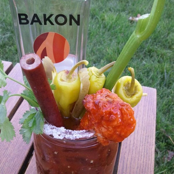 Benny's Bloody Mary Snack Straws Combo Pack - Original & Smokin' Chipotle -10 Straws