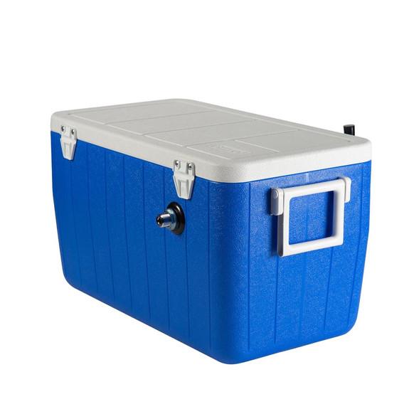 Single Faucet Jockey Box - 50' Coil - Complete Kit