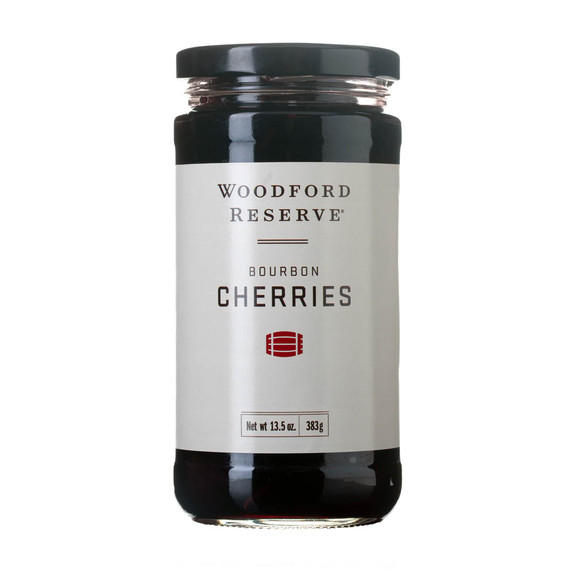 Woodford Reserve Lovers Gift Pack - Includes Bourbon Cherries & Set of 5 Barrel Aged Cocktail Bitters