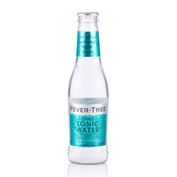 Fever Tree Tonic Water Variety Pack - Includes 6 Flavors - 24 Bottles