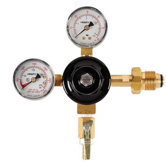 Premium Double Gauge Nitrogen Regulator