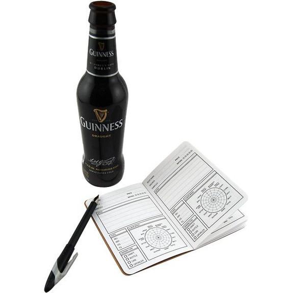 beer tasting book