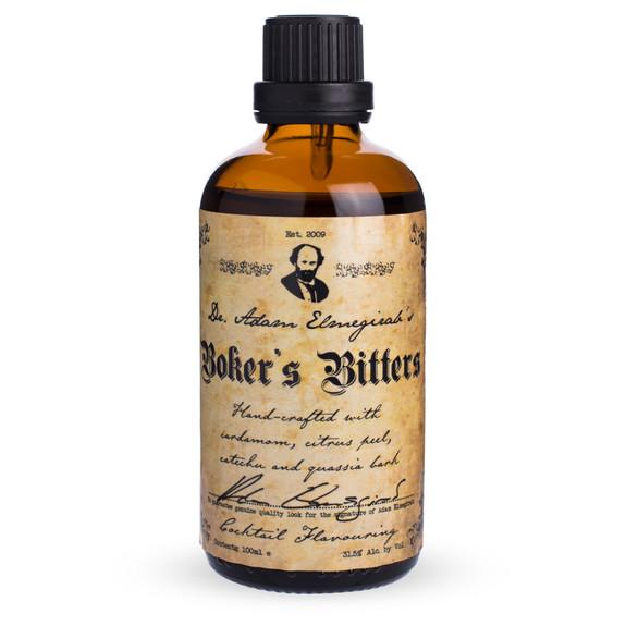 Dr. Adam Elmegirab's Boker's Cocktail Bitters - 3.38 oz