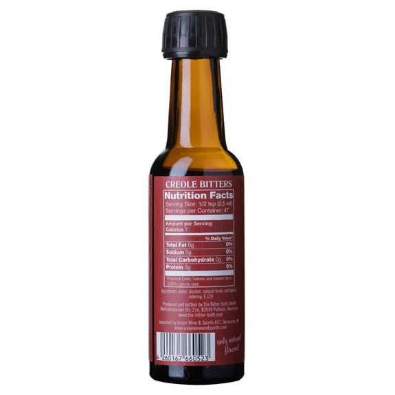 Berg & Hauck's Creole Cocktail Bitters - 4 oz
