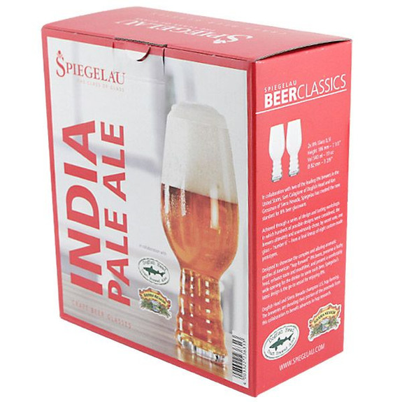 Spiegelau IPA Beer Glass Box