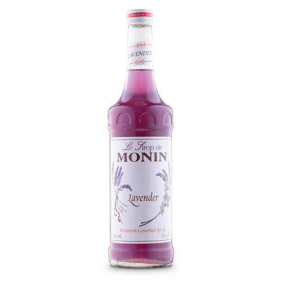 Monin Lavender Flavored Syrup - 750ml