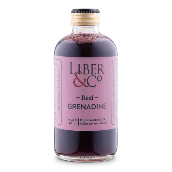 Liber & Co. Real Grenadine Syrup - 8.5 oz