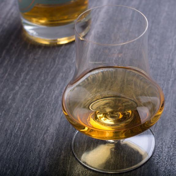 Spiegelau Willsberger Crystal Whiskey Glasses - Set of 4 - 12.9 oz