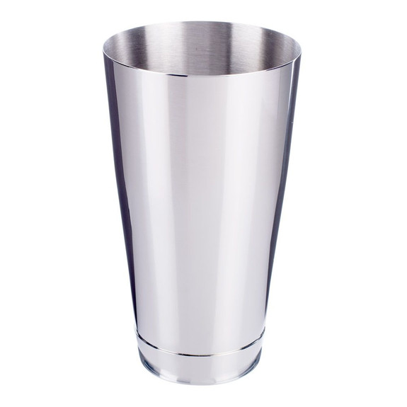 Urban Bar Ginza Weighted Tall Shaker Tin - Stainless Steel - 22 oz